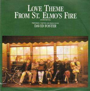 Cover - David Foster: Love Theme From St. Elmo's Fire