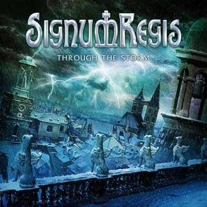 Signum Regis: Through The Storm - Cover