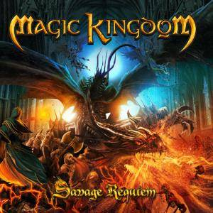 Magic Kingdom: Savage Requiem - Cover