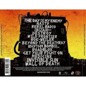The Prodigy: The Day Is My Enemy (CD) - Bild 4