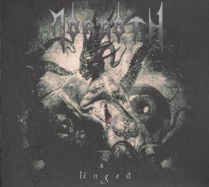 Morgoth: Ungod - Cover