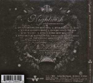 Nightwish: Endless Forms Most Beautiful (2-CD) - Bild 2