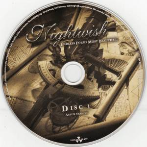 Nightwish: Endless Forms Most Beautiful (2-CD) - Bild 3