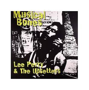 Cover - Lee Perry & The Upsetters: Musical Bones