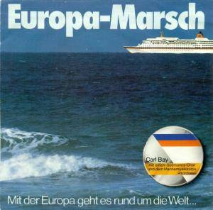 Cover - Carl Bay: Europa-Marsch