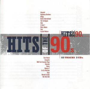 Cover - S Club: Hits Of The 90s