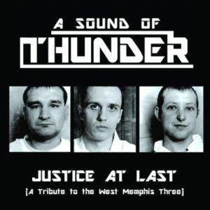 Cover - A Sound Of Thunder: Justice At Last
