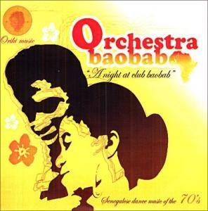 Cover - Orchestra Baobab: Night At Club Baobab, A