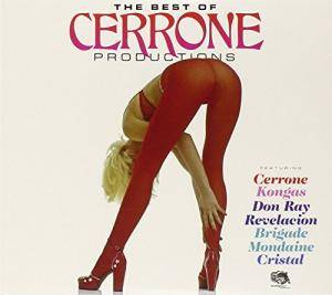Best Of Cerrone Productions, The - Cover