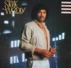 Cover - Stevie Woods: Woman In My Life, The