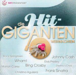 Hit Giganten Weihnachten.Die Hit Giganten Weihnachten 2 Cd 2008 Best Of