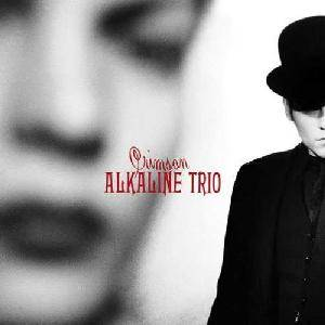 Alkaline Trio: Crimson - Cover