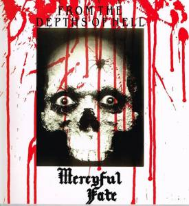 Mercyful Fate: Live From The Depths Of Hell - Cover