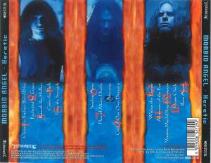 Morbid Angel: Heretic (2-CD) - Bild 8