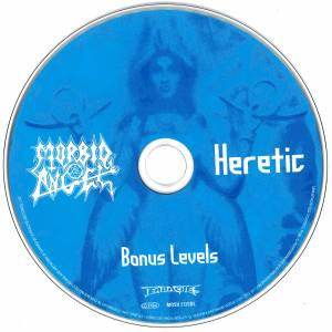 Morbid Angel: Heretic (2-CD) - Bild 10