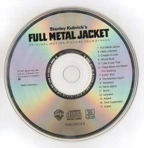 Full Metal Jacket O.S.T. (CD) - Bild 3