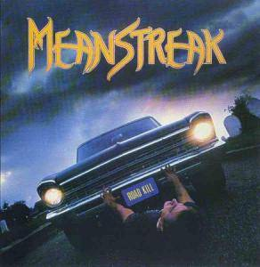 Meanstreak: Roadkill - Cover