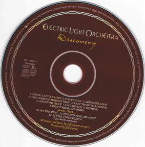 Electric Light Orchestra: Discovery (CD) - Bild 4