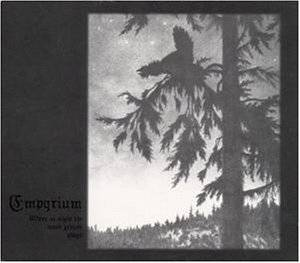 Empyrium: Where At Night The Wood Grouse Plays - Cover