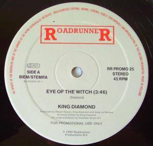 Cover - King Diamond: Eye Of The Witch
