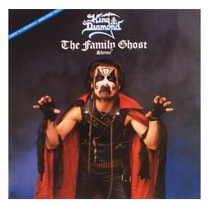 King Diamond: Family Ghost, The - Cover