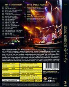 Iron Maiden: Rock In Rio (2-DVD) - Bild 4