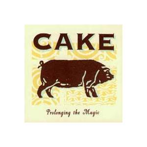 Cake: Prolonging The Magic - Cover