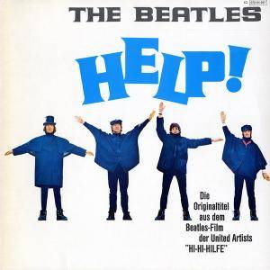Cover - Beatles, The: Help!