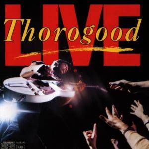 George Thorogood & The Destroyers: Live - Cover