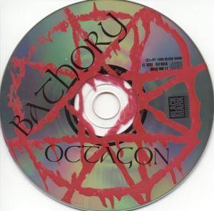 Bathory: Octagon (CD) - Bild 3