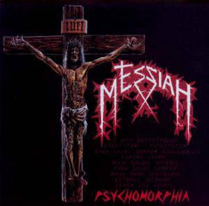 Cover - Messiah: Psychomorphia
