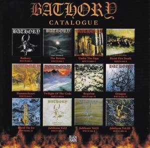 Bathory: Destroyer Of Worlds (CD) - Bild 5