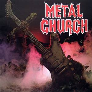 Metal Church: Metal Church (LP) - Bild 1