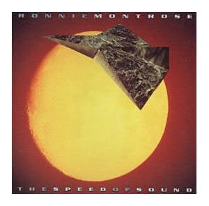 Ronnie Montrose: Speed Of Sound, The - Cover