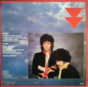 "Gary Moore & Phil Lynott: Out In The Fields (12"") - Bild 2"