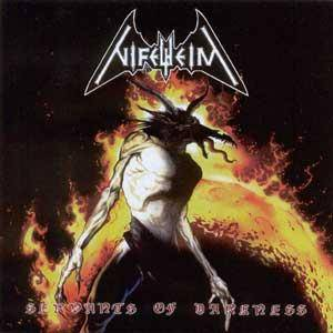 Nifelheim: Servants Of Darkness - Cover