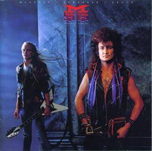 McAuley Schenker Group: Perfect Timing (LP) - Bild 1