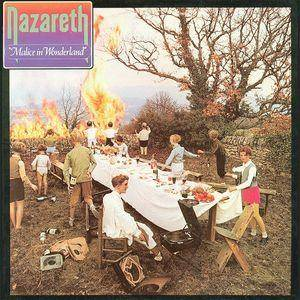 Nazareth: Malice In Wonderland - Cover