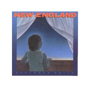 New England: Explorer Suite - Cover