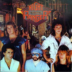 Cover - Night Ranger: Midnight Madness