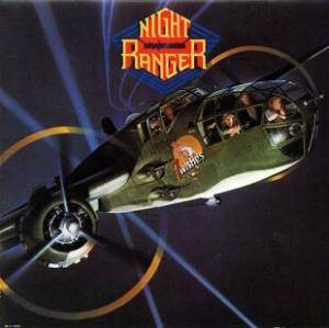 Cover - Night Ranger: 7 Wishes