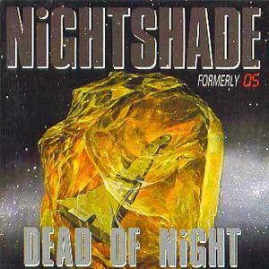 Nightshade: Dead Of Night - Cover
