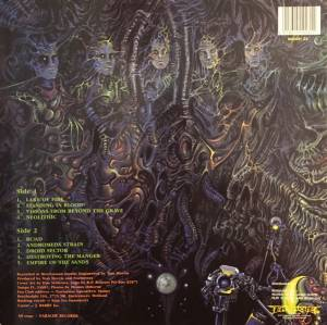 Nocturnus: The Key (LP) - Bild 2