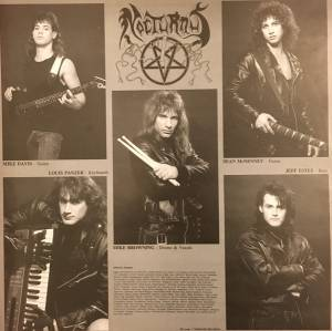 Nocturnus: The Key (LP) - Bild 3