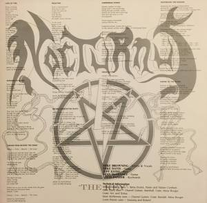Nocturnus: The Key (LP) - Bild 4