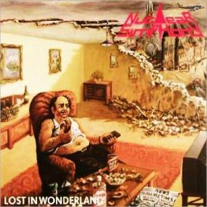 Nuclear Simphony: Lost In Wonderland - Cover