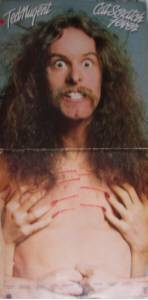Ted Nugent: Cat Scratch Fever (LP) - Bild 3