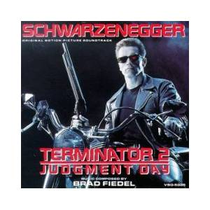 Brad Fiedel: Terminator 2 - Judgment Day - Cover