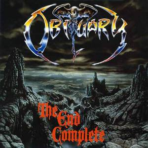 Obituary: The End Complete (LP) - Bild 1