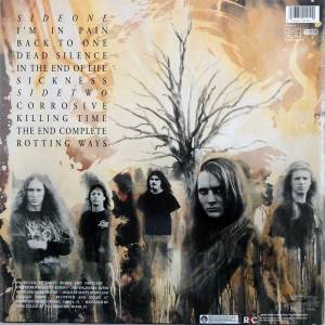 Obituary: The End Complete (LP) - Bild 2